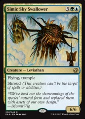 Simic Sky Swallower (IMA)