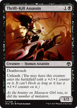 Thrill-Kill Assassin - Foil