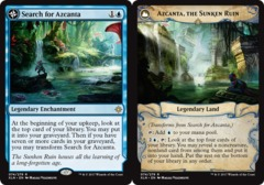 Search for Azcanta // Azcanta, the Sunken Ruin