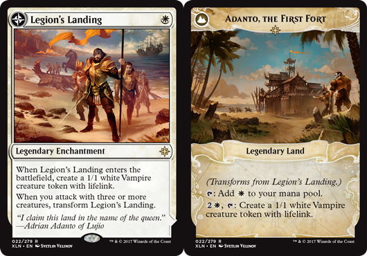 Legions Landing // Adanto, the First Fort