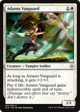 Adanto Vanguard - Foil