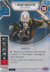 Grand Inquisitor - Sith Loyalist