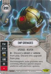 EMP Grenades
