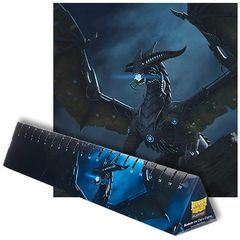 Dragon Shield: Playmat - Limited Edition Matte Jet (Bodom)