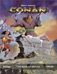 Conan: Book Of Skelos