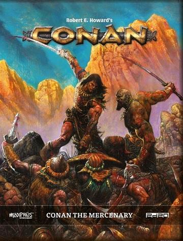 Conan: The Mercenary