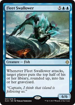 Fleet Swallower