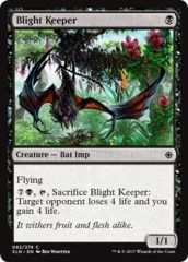 Blight Keeper on Channel Fireball