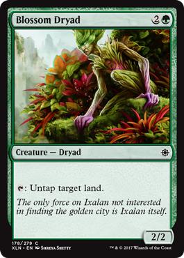 Blossom Dryad