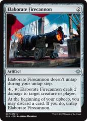 Elaborate Firecannon