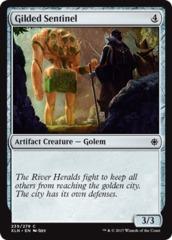 Gilded Sentinel - Foil