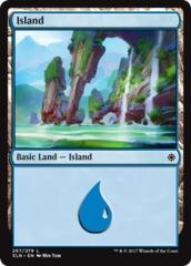 Island (267) - Foil