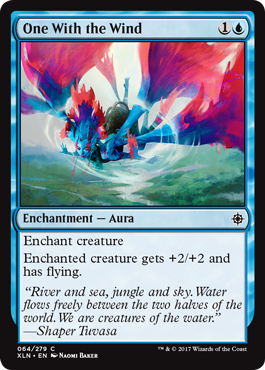 One With the Wind - Foil