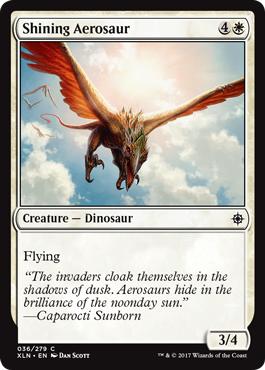 Shining Aerosaur - Foil