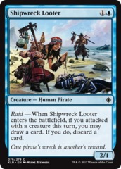 Shipwreck Looter - Foil