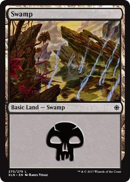 Swamp (270) - Foil