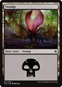 Swamp (271) - Foil