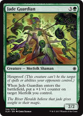 Jade Guardian - Foil
