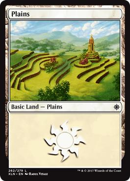 Plains (262) - Foil