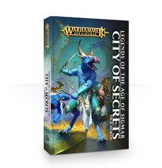 Age Of Sigmar: City Of Secrets (A5 Hb)