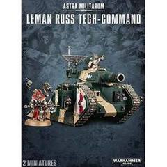 Astra Militarum Leman Russ Tech-Command