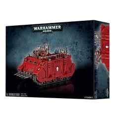 Warhammer 40k Chaos Rhino