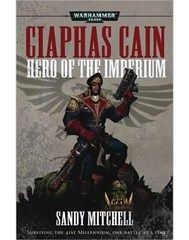 Ciaphas Cain Hero Of The Imperium