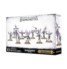 Daemons Of Slaanesh Daemonettes ( 97-09 )