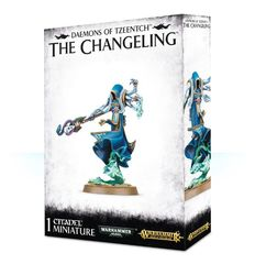 Daemons Of Tzeentch The Changeling ( 97-45 )