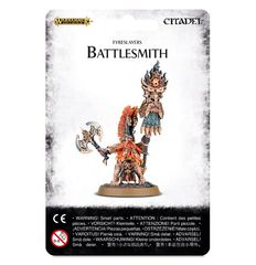 Fyreslayers Battlesmith ( 84-22 )
