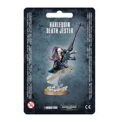 5015 Harlequin Death Jester