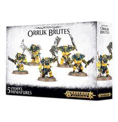 Ironjawz Orruk Brutes ( 89-29 )