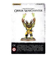 Ironjawz Orruk Warchanter ( 89-28-w )