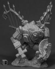 Dark Heaven: Bones Graveyard Golem