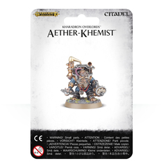 Kharadron Overlords Aether-Khemist