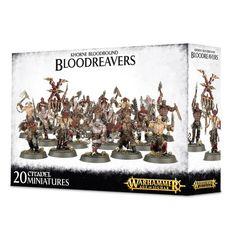 Khorne Bloodbound Bloodreavers ( 83-29 )