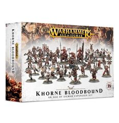 Khorne Bloodbound Expansion Set ( 83-97 )