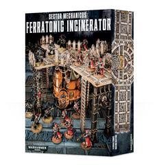 Sector Mechanicus:Ferratonic Incinerator