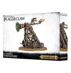 Skaven Pestilens Plagueclaw