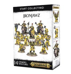 Start Collecting! Ironjawz ( 70-89 )