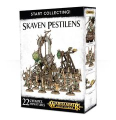 Start Collecting! Skaven Pestilens