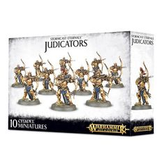 Stormcast Eternals Judicators ( 96-11 )