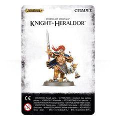 Stormcast Eternals Knight-Heraldor 2 ( 96-26-N )