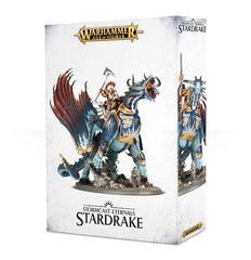 Stormcast Eternals Lord-Celestant on Stardrake / Drakesworn Templar ( 96-23 )