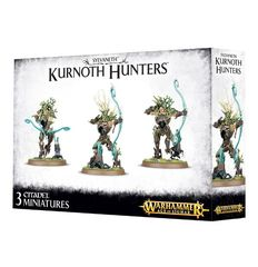 Sylvaneth Kurnoth Hunters ( 92-13 )