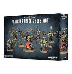 Warboss Grukk's Boss-Mob