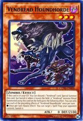 Vendread Houndhorde - COTD-EN000 - Rare - Unlimited Edition