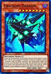 Cracking Dragon - COTD-EN014 - Super Rare - Unlimited Edition
