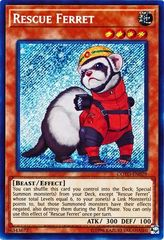 Rescue Ferret - COTD-EN029 - Secret Rare - Unlimited Edition
