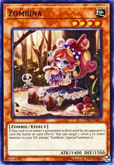 Zombina - COTD-EN033 - Common - Unlimited Edition